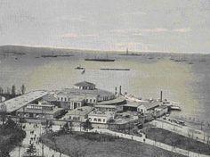 Ellis Island History | Castle Garden Immigration Station – the Precursor to Ellis Island