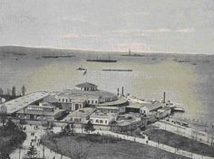 From August 1,1855 through April 18,1890, immigrants arriving in the state of New York came through Castle Garden. America's first official immigrant examining and processing center, Castle Garden welcomed approximately 8 million immigrants - most from Germany, Ireland, England, Scotland, Sweden, Italy, Russia and Denmark.