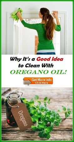 Why It's a Good Idea to Clean With Oregano Oil Oregano Oil, How To Stay Healthy, Good Things, Cleaning