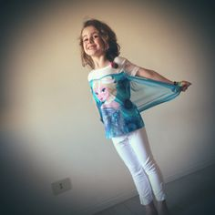 #Desigual, #Elsa from #Frozen ....Let it go!