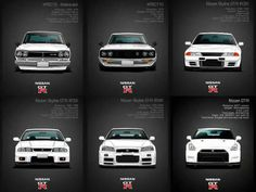 Skyline GTR history