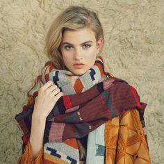 That scarf is a dream.