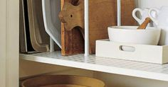 Organizing ideas, How to store and Pantry on Pinterest