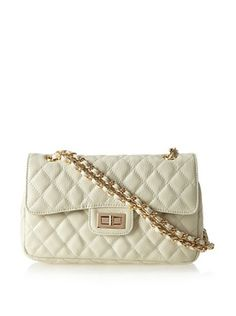 Zenith Large Quilted Shoulder Bag 104