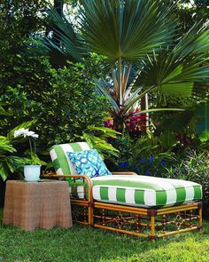 Shop Mimi Morris Chaise from Lane Venture at Horchow, where you'll find new lower shipping on hundreds of home furnishings and gifts. Outdoor Fire, Outdoor Spaces, Outdoor Chairs, Outdoor Living, Outdoor Furniture Sets, Outdoor Decor, Porch Furniture, Lounge Furniture, Outdoor Ideas