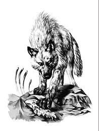 Galeria tatuazy - Tatuaze wilki Indian Headdress Tattoo, Native Tattoos, Wolf Wallpaper, Chest Tattoo, Wolves, Henna, Smoke, Ideas, Art