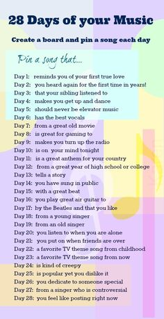 This will be my next one! But I need 2 more questions to make it a 30 day challenge! Suggestions please!! (Please HELP!!!!!!!!!!!!!!!!!)