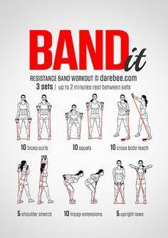 Band It Workout