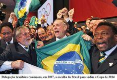 Como FHC tentou – e não conseguiu – trazer a Copa para o Brasil em 2006