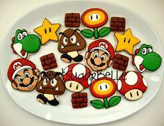 Super Mario Platter (SugarBelle)