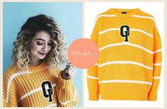 Instagram Post // 7th April Fisherman Knitted Jumper by OiOi - £95 sold out