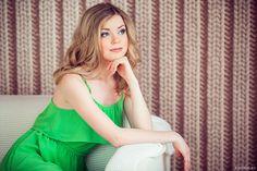 Ирина. Фотосессия в студии   Kate BLC Photography · Фотограф Катрин Белоцерковская · Москва
