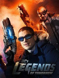 DC's Legends of Tomorrow une série TV de Andrew Kreisberg, Greg Berlanti avec Brandon Routh, Wentworth Miller. Retrouvez toutes les news, les vidéos, les photos ainsi que tous les détails sur les saisons et les épisodes de la série DC's Legends of Tomorrow
