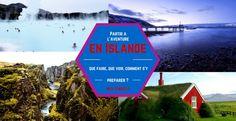 Paysages désertiques, falaises abruptes, glaciers et lagons d'un bleu profond... L'Islande est un pays magnifique! Tous mes conseils et les coups de coeur de mon voyage à lire sur vie-inoubliable.com !