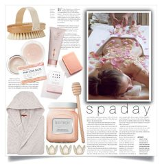 """""""Spa Day"""" by katrinaalice ❤ liked on Polyvore featuring beauty, Cultural Intrigue, Missoni, Laura Mercier, Charlotte Tilbury, Mila Moursi, Dr. Sebagh, Fig+Yarrow and spaday"""