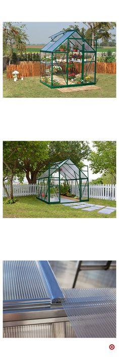 C mo construir un invernadero con estructura de madera for Como iniciar un vivero en casa