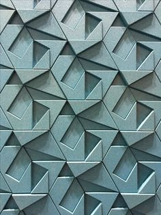 Wall Panel Design, 3d Wall Panels, 3d Wall Tiles, Tile Art, Wall Patterns, Textures Patterns, Wall Cladding, Wall Treatments, Creative Logo