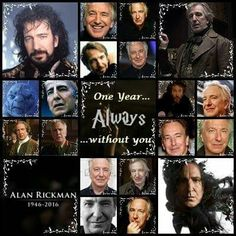 Alan Rickman Alan Rickman Always, Alan Rickman Severus Snape, Harry Potter Cast, Harry Potter Universal, Severus Hermione, Snape And Lily, Writing Images, Hufflepuff Pride, My Heart Hurts