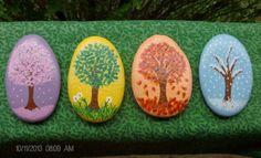 Druids Trees:  Seasonal #Tree Stones.