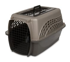 Petmate Two Door Top Load Pet Kennel ** Trust me, this is great! Click the image. : Dog Beds and Furniture