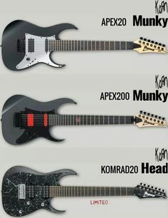 Korn Guitars