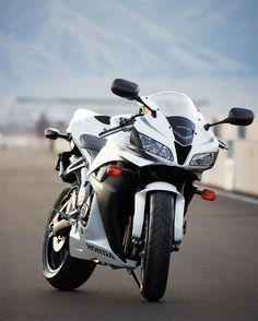 Honda CBR 600RR maybe??