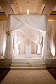 Luxurious Stage Backdrop Interior School Show Backdrops Fancy Shining Curtain White Chair Shabby Carpet Photography Background Elegant In Smell Photo Studio Accessories Camera & Photo