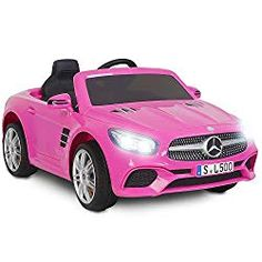 Mecor Licensed Mercedes Benz Kids Ride On Car Electric Cars For W Remote Control Music Spring Suspension Safety Lock