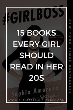 15 Books Every Girl Should Read In Her 20s
