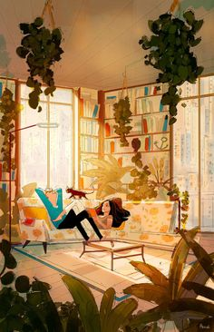 Pascal Campion, Warming up. Couple Illustration, Illustration Art, Arte Indie, Pascal Campion, Cute Couple Art, Aesthetic Art, Love Art, Cartoon Art, Cute Drawings