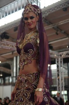 Mariée tunisienne