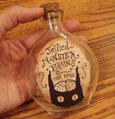 Jellied Monster Brains