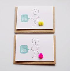 mode de boulangerie: DIY: Velikonoční přání