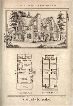 Andrew Charles Borzner::1928 Beautiful Homes | Flickr - Photo Sharing!