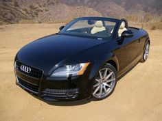 The 15 Least Expensive Convertibles You Can Buy: Audi TT Roadster