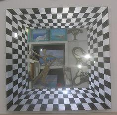 Δημιουργία μου σε γυαλί-υπάρχει δυνατότητα διαφοροποιήσεων. Mirror, Frame, Crafts, Furniture, Home Decor, Picture Frame, Manualidades, Decoration Home, Room Decor