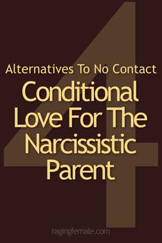 Not everyone has the option of going no contact with a narcissistic parent for various reasons. When you give unconditional love to a narcissist they will use it to destroy you. They consume and deman Narcissistic Mother, Narcissistic Behavior, No Contact, Unconditional Love Quotes, Mental Health Blogs, Abusive Father, Toxic Family, It Gets Better, Toxic Relationships