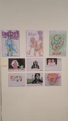 Superchief Gallery — Nick Gazin - Various Works 4