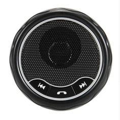 Bluetooth Handsfree Car Kit Audio Music Receiver In-Car Speakerphone //Price: $19.77 & FREE Shipping //     #gadgets #geek #techie #computers