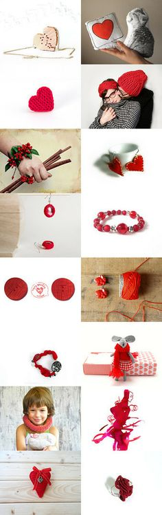 Reds by Anella on Etsy--Pinned with TreasuryPin.com