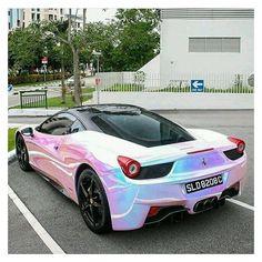 The Ferrari California Super Car Center ❤ liked on Polyvore featuring car