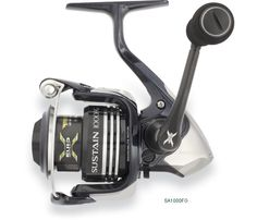 Shimano Sustain FG Spinning Reels    Shimano Sustain FG Spinning Reels feature new technology from Shimano:  * X-Ship provides rigidity, increased gearing efficiency and tremendous amount of cranking power.  * Magnumlite CI4 Rotor is lighter and reduces resistance on rotation.  * Rapid Fire Drag allows anglers to quickly adjust drag to ideal setting during the fight.