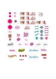 Resultado de imagem para mini embalagens para barbie caseirices kids