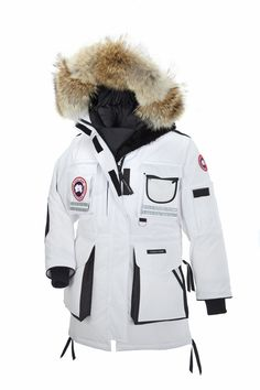 on sale canada goose chilliwack parka for women in hyacinth