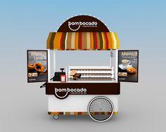 Bom Bocado // Nata's Cart on Behance