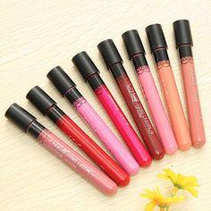 Menow Smudge Makeup Waterproof Lip Stick Pencil Lipstick Lip Gloss Lip Pen - US$2.12