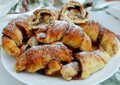Kakaós fahéjas fornetti Pretzel Bites, Cake Cookies, French Toast, Sweets, Bread, Cooking, Breakfast, Food, Heaven