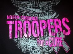 NC TROOPERS FOR A CURE