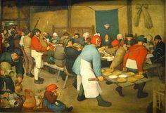 """El Museo de Alberto: """"El banquete nupcial"""""""