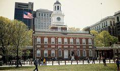 Independence Hall  / Center City East, Philadelphia, PA, USA